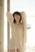 A miracle 19year-old Yua Shinkawa in a precious bikini009