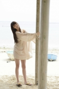 A miracle 19year-old Yua Shinkawa in a precious bikini017