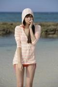 A miracle 19year-old Yua Shinkawa in a precious bikini032