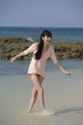 A miracle 19year-old Yua Shinkawa in a precious bikini035