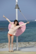 A miracle 19year-old Yua Shinkawa in a precious bikini037