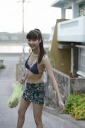 A miracle 19year-old Yua Shinkawa in a precious bikini057