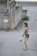 A miracle 19year-old Yua Shinkawa in a precious bikini059