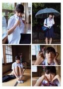 Risakura Yoshida Uniform Swimsuit Chemical Reaction Sentimental Graffiti h003