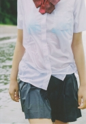 Ayaka Okita swimsuit bikini image 15 year old summer part 1 2016003