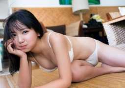 Aika Sawaguchi Gravure Swimsuit Image A body that can be played in Hawaii Part 3013