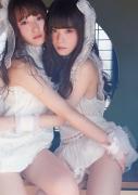Ichijo Rio Kondo Asami Swimsuit Bikini Image Yuri Secret Only For Two 2019001