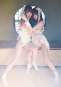 Ichijo Rio Kondo Asami Swimsuit Bikini Image Yuri Secret Only For Two 2019002