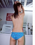 Ryo Shihono 18 years old swimsuit bikini image 172 cm slender body 2009009