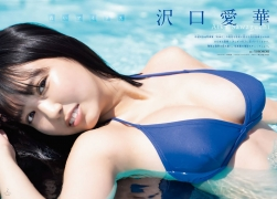 Aika Sawaguchi swimsuit bikini image hug me with all my strength 2020002