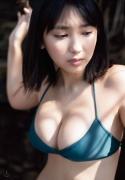 Aika Sawaguchi swimsuit bikini image hug me with all my strength 2020006