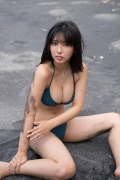 Aika Sawaguchi swimsuit bikini image hug me with all my strength 2020011