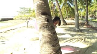 Minami Yamada Capture Swimsuit Gravure Second DVD Minamis Youth Straight PV Beach003