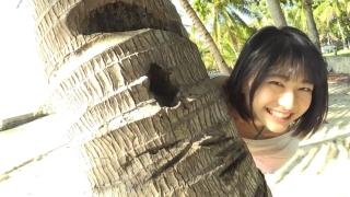 Minami Yamada Capture Swimsuit Gravure Second DVD Minamis Youth Straight PV Beach004