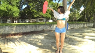 Minami Yamada Capture Swimsuit Gravure Second DVD Minamis Youth Straight PV Beach007