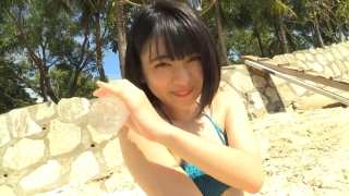 Minami Yamada Capture Swimsuit Gravure Second DVD Minamis Youth Straight PV Beach022