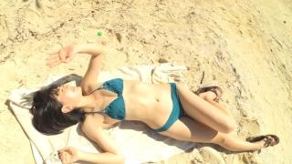 Minami Yamada Capture Swimsuit Gravure Second DVD Minamis Youth Straight PV Beach029