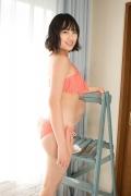 Kashiwagi Sarina pink swimsuit bikini image025