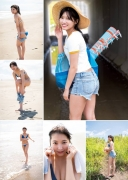 Airi Furuta Strictly forbidden blinking The strongest cute schoolgirl models vivid bikini 2020006