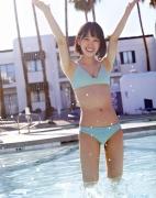 Nogizaka46 Miona Hori swimsuit bikini image008