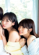 Hinata Hiyori Hinatazaka46 Lingerie swimsuit cut for the first time001