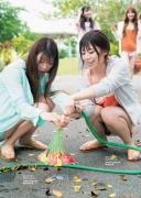 Hinata Hiyori Hinatazaka46 Lingerie swimsuit cut for the first time002