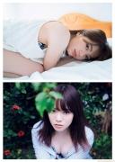 Hinata Hiyori Hinatazaka46 Lingerie swimsuit cut for the first time013