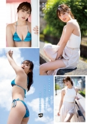 Kazusa Okuyama gravure swimsuit image Too beautiful body fascinated by seasonal actresses004