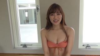 Kazusa Okuyama gravure swimsuit image Too beautiful body fascinated by seasonal actresses015