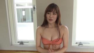 Kazusa Okuyama gravure swimsuit image Too beautiful body fascinated by seasonal actresses020