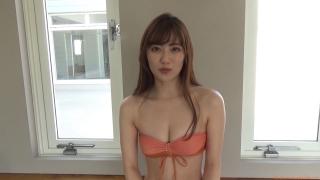 Kazusa Okuyama gravure swimsuit image Too beautiful body fascinated by seasonal actresses024