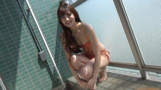 Kazusa Okuyama gravure swimsuit image Too beautiful body fascinated by seasonal actresses032