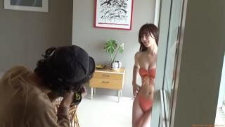 Kazusa Okuyama gravure swimsuit image Too beautiful body fascinated by seasonal actresses045