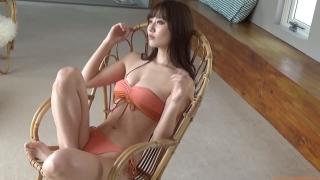 Kazusa Okuyama gravure swimsuit image Too beautiful body fascinated by seasonal actresses047