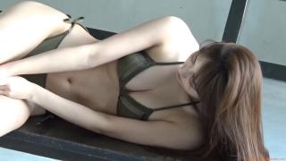 Kazusa Okuyama gravure swimsuit image Too beautiful body fascinated by seasonal actresses077