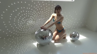 Kazusa Okuyama gravure swimsuit image Too beautiful body fascinated by seasonal actresses079