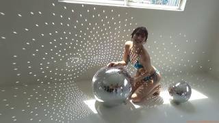 Kazusa Okuyama gravure swimsuit image Too beautiful body fascinated by seasonal actresses082