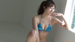 Kazusa Okuyama gravure swimsuit image Too beautiful body fascinated by seasonal actresses084