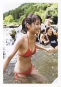 Kasumi Arimura swimsuit gravure bikini image I as a teenager 2013006
