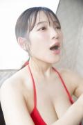 Jun Amaki in a swimsuit and sauna 2009
