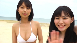 Delivering plenty of last Okinawa location with 6 people Miss Magazine 2019 Smile and finale gravure swimsuit image047
