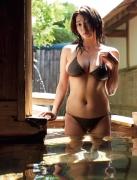 Minami Wachi swimsuit bikini image gets wet Amazones BODY 2020009
