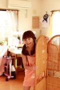 Ayumi Ishida 17 years old Morning Musume 14 Swimsuit with emerald green sea in the background020
