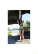 Definitely the most vigorous young actress Mio Imada 21 years old gravure swimsuit image bikini image038