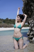 Sakurako Okubo Whiteskinned summer005