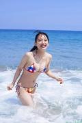 Yoshioka Riho Swimsuit Photo Gravure Bold Bikini 2015009