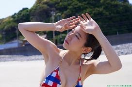 Yoshioka Riho Swimsuit Photo Gravure Bold Bikini 2015013