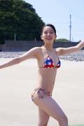 Yoshioka Riho Swimsuit Photo Gravure Bold Bikini 2015017