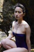 Yoshioka Riho Swimsuit Photo Gravure Bold Bikini 2015018
