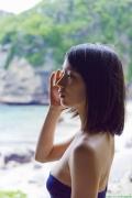 Yoshioka Riho Swimsuit Photo Gravure Bold Bikini 2015025